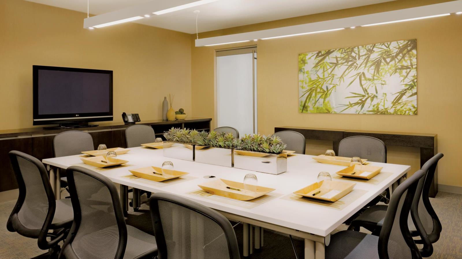 Lexington Meeting Rooms - Rewards