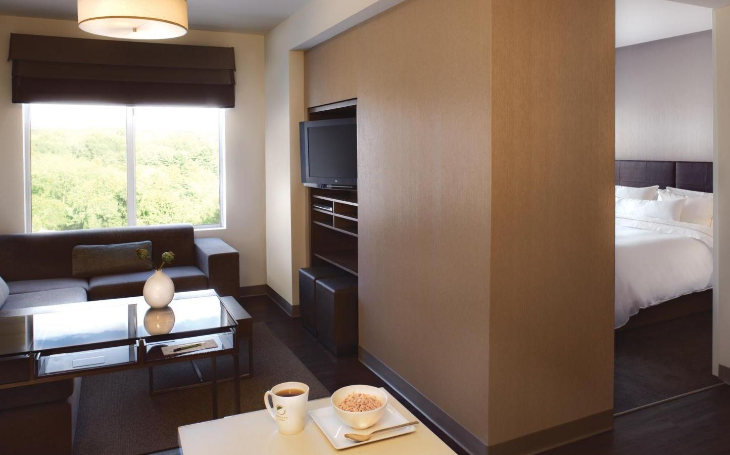 Lexington MA Accommodations One Bedroom Suite Element Lexington - One bedroom suite